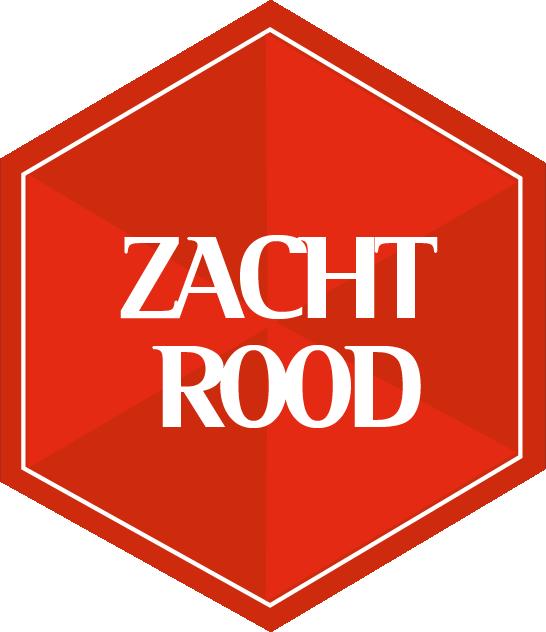 ZACHT ROOD